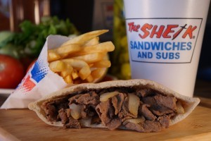 Steak in a Sack The Sheik Sandwiches Franchise For Sale
