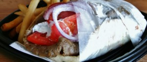 Greek Middle Eastern Gyro Restaurant Franchise Beast