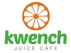 Kwench Juice Cafe Logo Franchise Beast