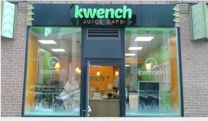 kwench juice cafe franchise beast