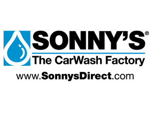 SONNY'S The CarWash Factory Logo Franchise Beast