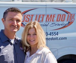 just let me do it commercial services franchise collen pyle curtis pyle