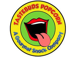 Tastebuds Popcorn Logo