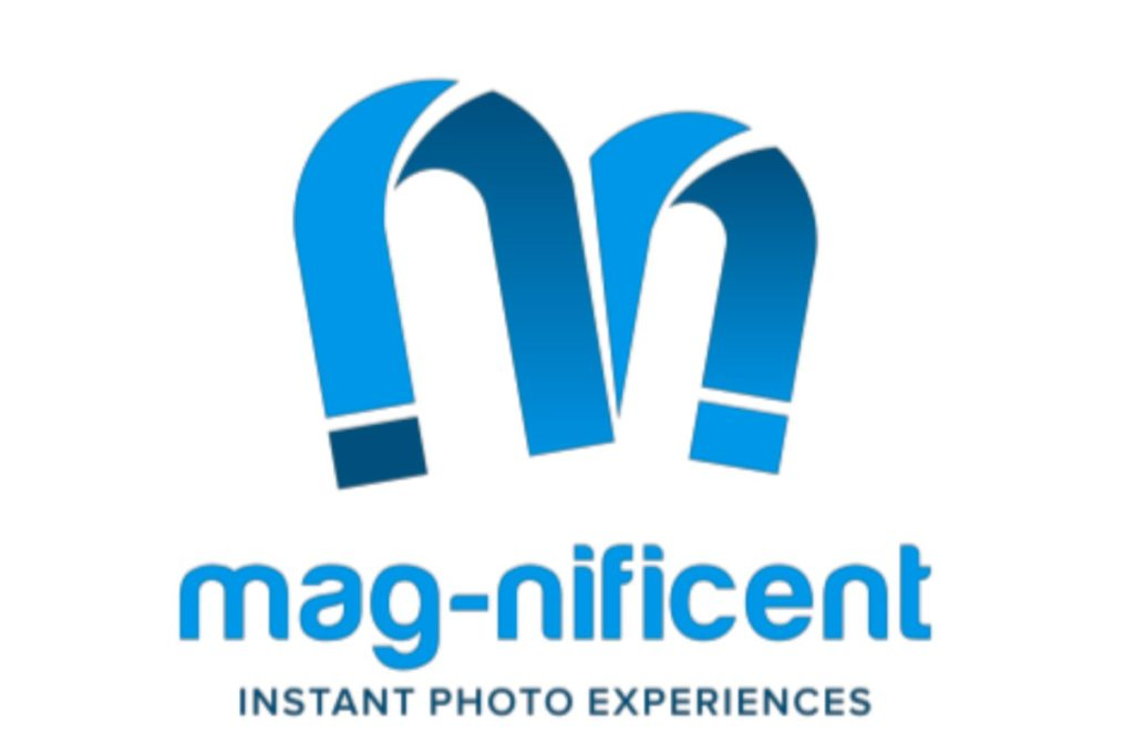 Mag-nificent Logo White